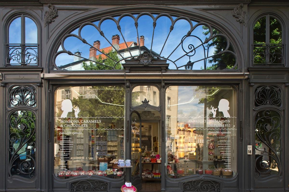 Image result for les bonbons de moinet clermont ferrand